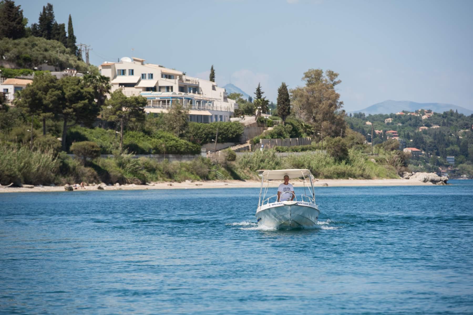 Discover Corfu Island