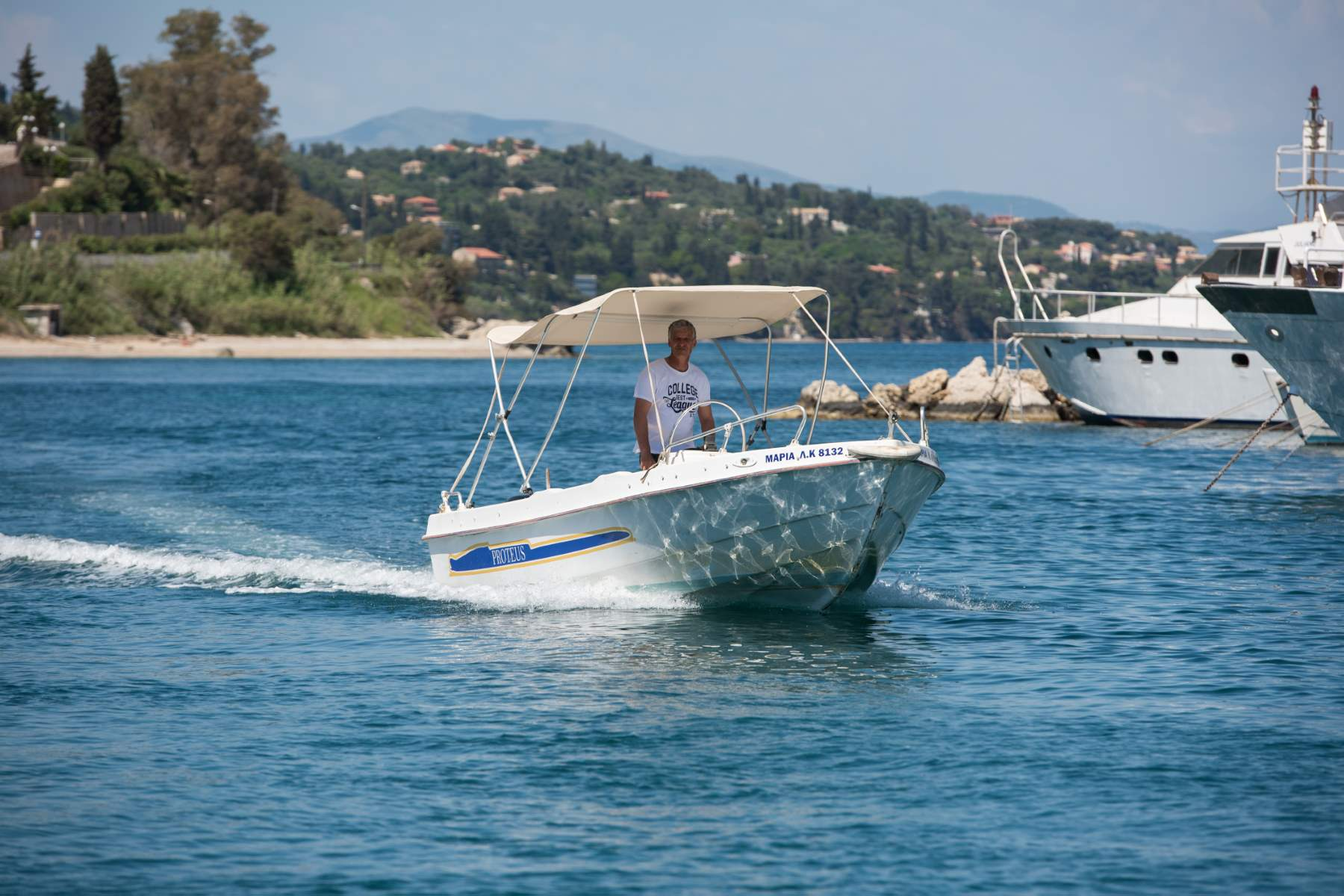 Corfu Speed Boats